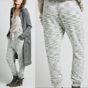 Free People Harem Knit Jogger Pant